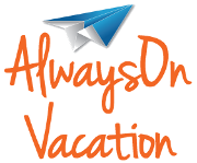 Logo AlwaysOnVacation